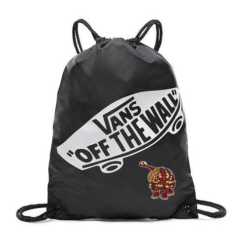 VANS Benched Gymsack Custom Dino  - VN000SUF158