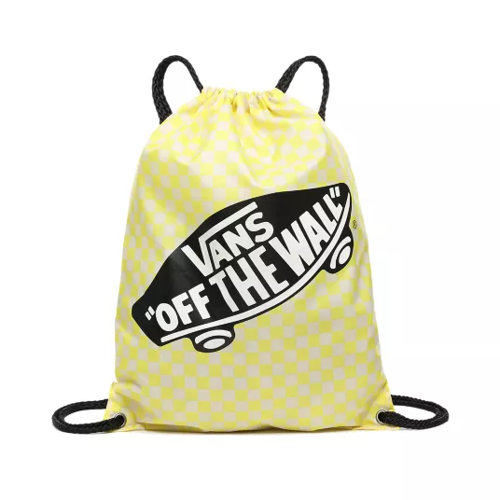 Vans Benched Bag Lemon Tonic Checkerboard - VN000SUFVD7