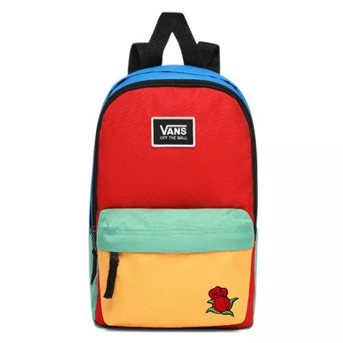 Vans Bounds Colorblock Backpack Custom Rose - VN0A4DROYBH