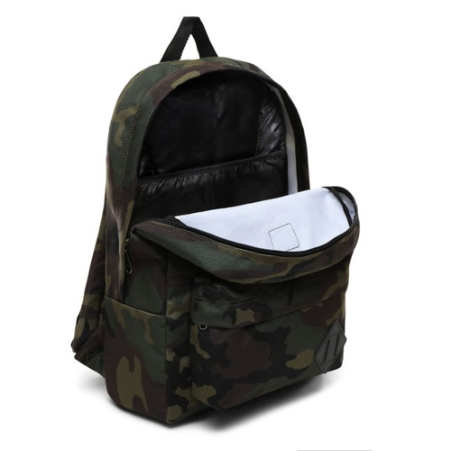 Vans Old Skool III Classic Camo Backpack + Gymsack + Pencil Pouch