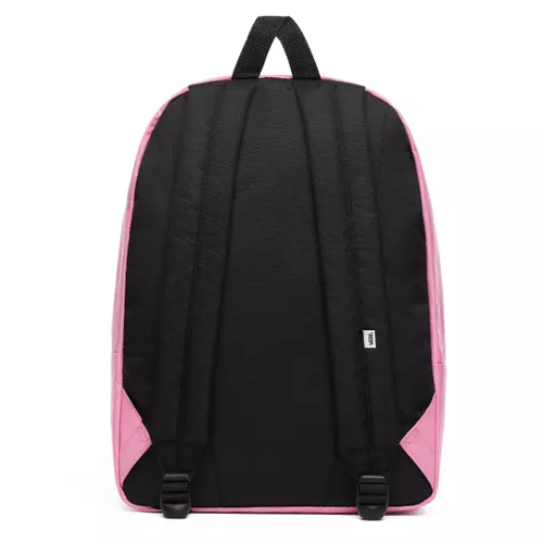 Vans Realm Fuchsia Pink Backpack Custom Rose - VN0A3UI6UNU