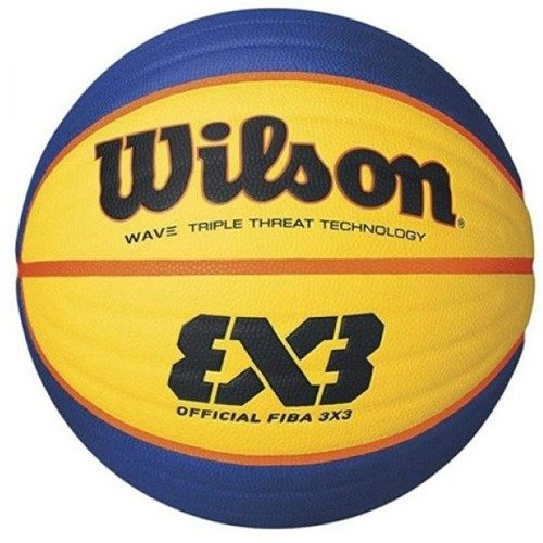 Wilson Replica RBR Official 3x3Fiba Basketball Game Basketball 6 | WTB1033XB