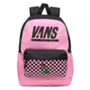 Vans Sporty Realm Plus Backpack - VN0A3PBIV5C - Custom Rose