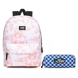 Vans Realm Pink Icing + Pancil Pouch Vans