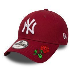 New Era 9FORTY MLB New York Yankees Strapback Custom Rose - 80636012