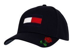 Tommy Hilfiger Flag Cap Custom Rose - AM0AM04299 413