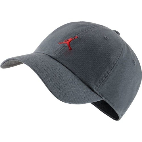 Air Jordan H86 Jumpman Floppy Smoke Grey Strapback - AR2117-084