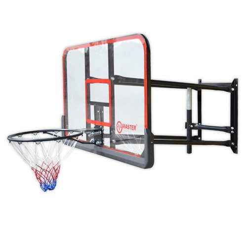 Basketball Backboard MASTER 140 x 80 cm