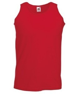 Fruit of the Loom Athletic Vest Tank Top - 610980 40