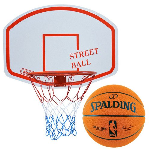 Kimet Street Ball Basketball set  90x60cm
