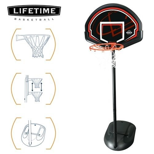 Lifetime Chicago 90022 Kinder Basketballanlage