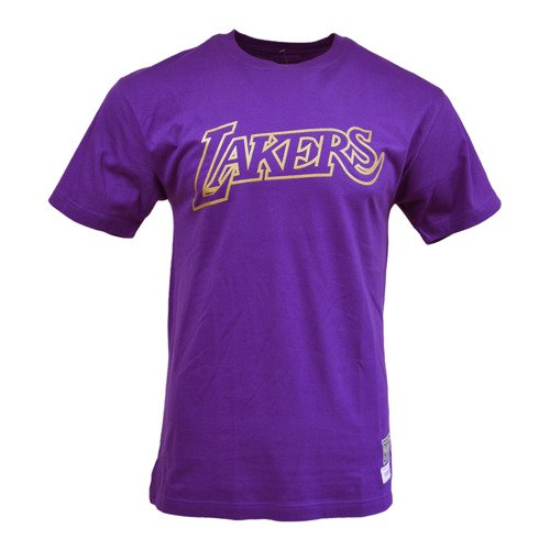 Mitchell & Ness Midas Los Angeles Lakers T-shirt