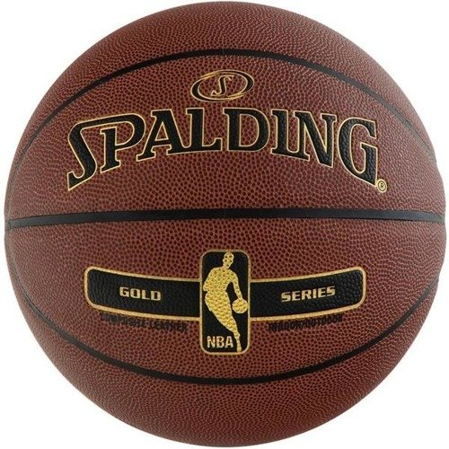 Spalding NBA Tack Soft Gold Basketball