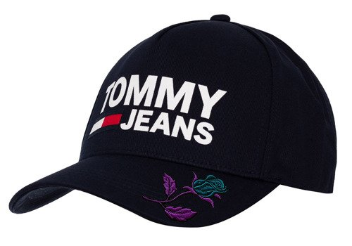 Tommy Hilfiger Tju Flock Custom Rose - AM0AM04676-496