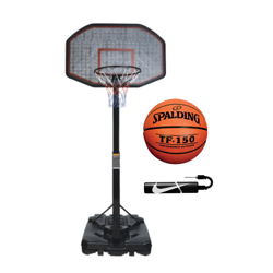 Mobile basketball set LEAN 200-300 cm