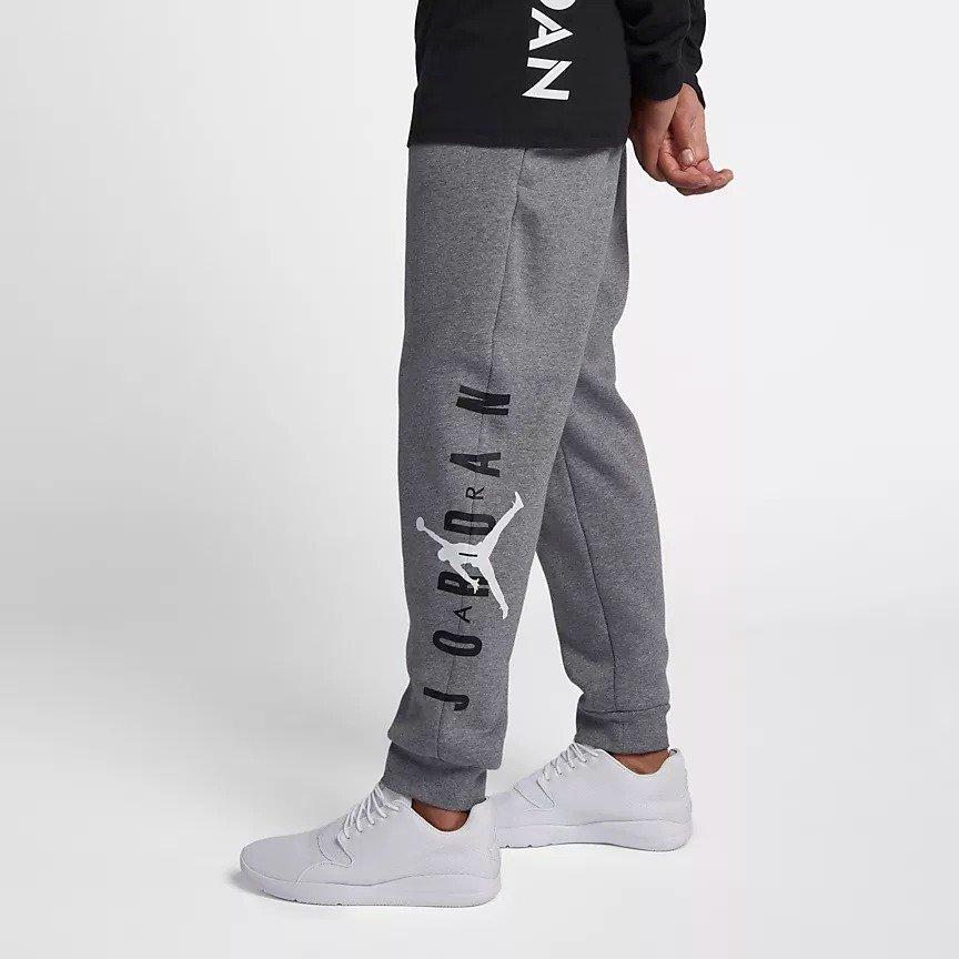 quality design 78032 22664 ... Nike Jordan Jumpman Air Pantaloni tuta - AA1454-091 Clicca per  espandere ...