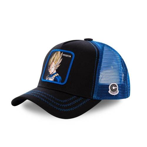 Capslab  Dragon Ball Z Vegeta Trucker Cap - CL/DBZ/1/VE3