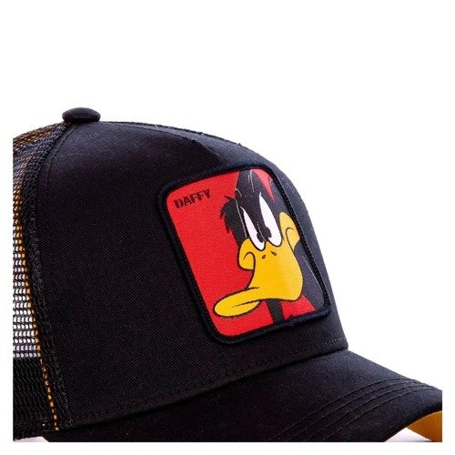 Capslab Looney Tunes Daffy Duck Trucker Cap - CL/LOO/1/DAF1