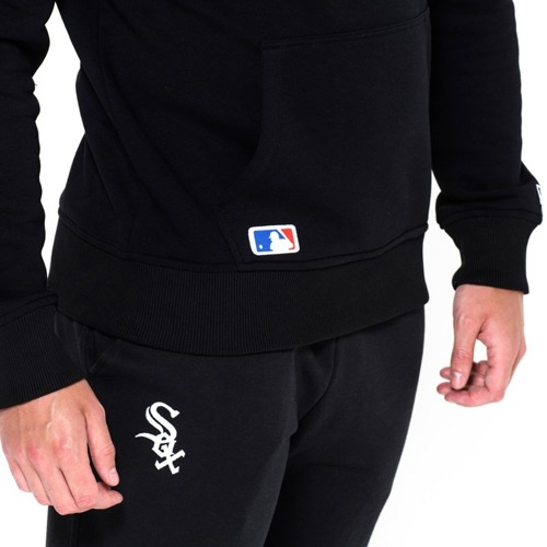 New Era Chicago White Sox Team Black Pullover Hoodie - 11204003