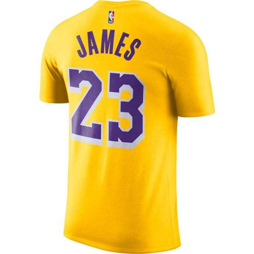 Nike NBA Los Angeles Lakers LeBron James Dri-FIT - BQ1540-743