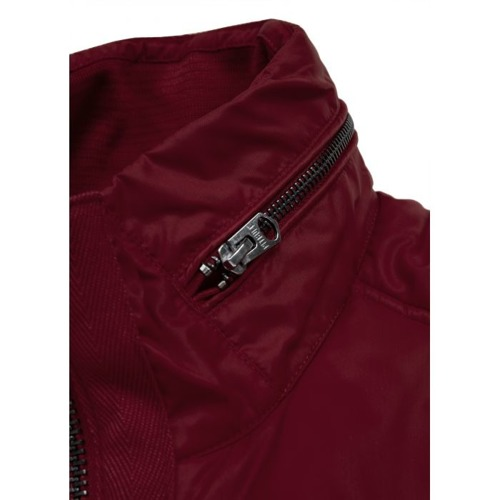 Pit Bull  West Coast Quilted Giacca Sunset Burgundy