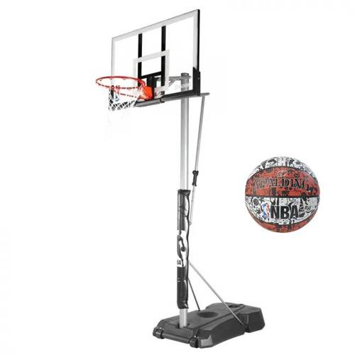 Spalding NBA Silver - 75761CN + Spalding Basketball Graffiti USA
