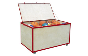 Sure Shot Ball Storage Cage