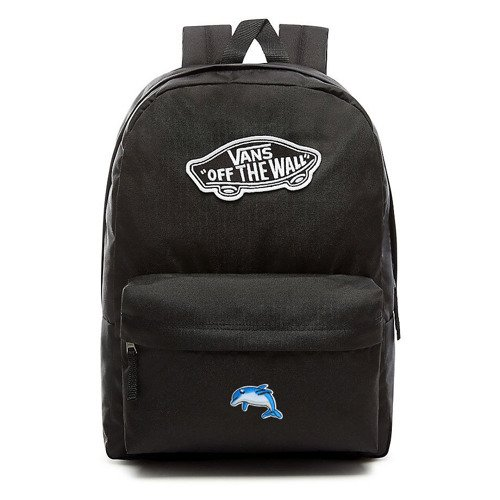 VANS Realm Backpack Custom Dolphin - VN0A3UI6BLK