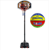 Basketball set Hudora Chicago + Spalding NBA Junior