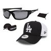 Set of sunglasses Arctica and New Era Trucker cap