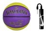 Spalding Kobe Bryant Dogbone Ball + Nike Essential Dual Action Ball Pump