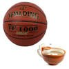 Spalding TF-1000 Legacy + MAX'IS Creations Basketball The Mug With A Hoop