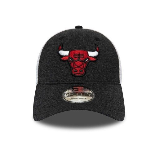 Czapka z daszkiem New Era 9FORTY NBA Chicago Bulls Summer League trucker Custom Rose - 12064134